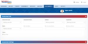 Online Assessment Platform1